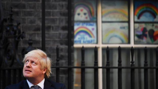 Ra'iisul wasaare Boris Johnson wuxuu wajahaya culeyskii siyaasadeed ee ugu weynaa tan iyo markii uu xilka qabtay