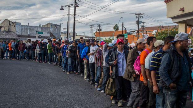 По сравнению с прошлыми годами, поток мигрантов на границе заметно сократился