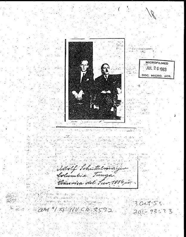 Citroen ve Adolf Schuttlemayer