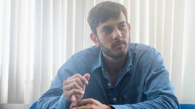 Perito Victor Portela, da Perícia Oficial de Alagoas