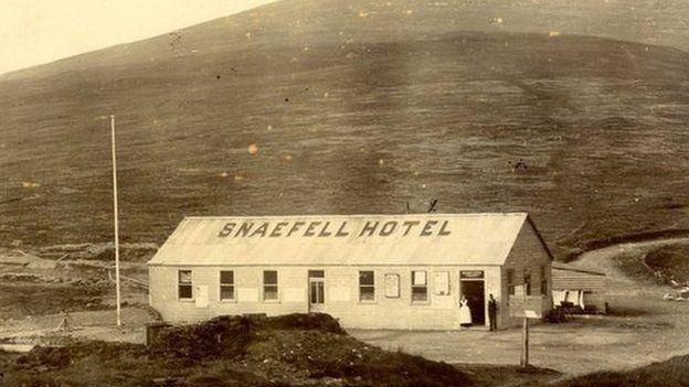 Snaefell railway
