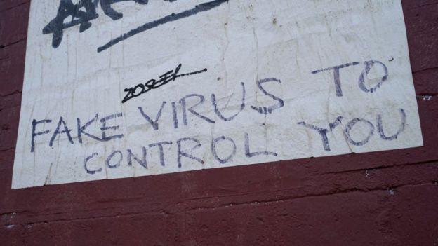 fake news, corona virus,