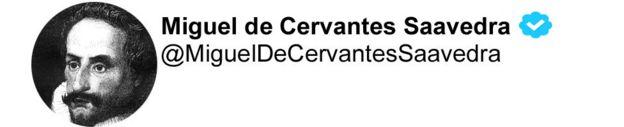 Twitter Cervantes