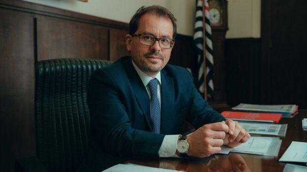O direitor da Faculdade de Direito da USP, Floriano Peixoto de Azevedo Marques