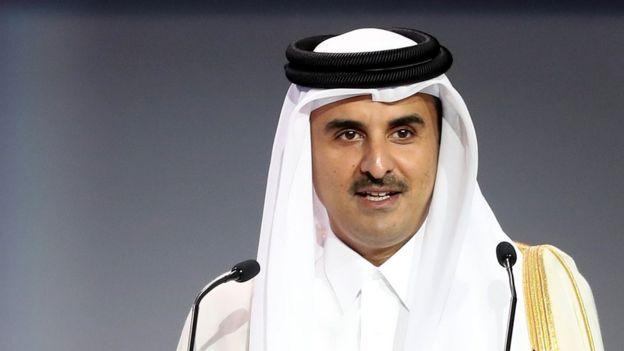 Tamim bin Hamad Al Thani