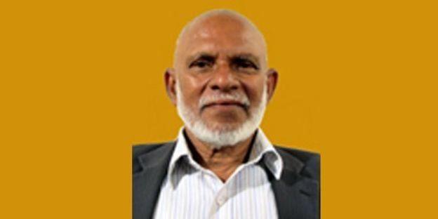 2010 மற்றும் 2015ம் ஆண்டுகளில் ஜனாதிபதி தேர்தல்களில் போட்டியிட்டுள்ள இல்லியாஸ் ஐதுரூஸ் முகம்மட்