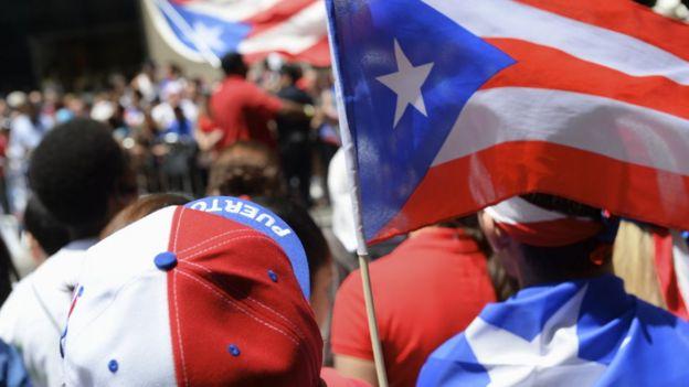 Banderas de Puerto Rico.