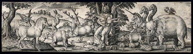 Todos tenían cabida en textos de historia natural. (Imagen: Wellcome Collection)