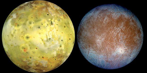 cuáles son los verdaderos colores de los planetas bbc news mundo
