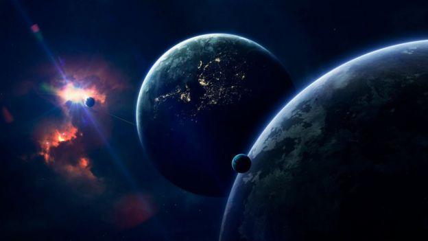Resultado de imagen de Nuevos mundos fuera de este nuestro