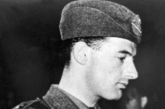 اختفى وولينبيرغ بعد اعتقاله على أيدي الجيش السوفييتي عام 1945