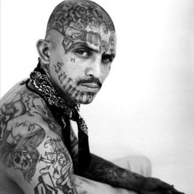 El Gangster de Iberia (Mara Salvatrucha), San Salvador, 2008