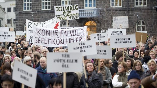 Image result for Iceland banking crisis