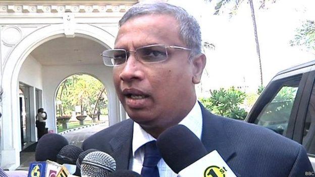 நாடாளுமன்ற உறுப்பினர் எம்.ஏ. சுமந்திரன்