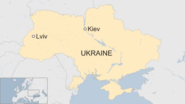 Ukraine Roma Camp Attack Leaves One Dead Bbc News