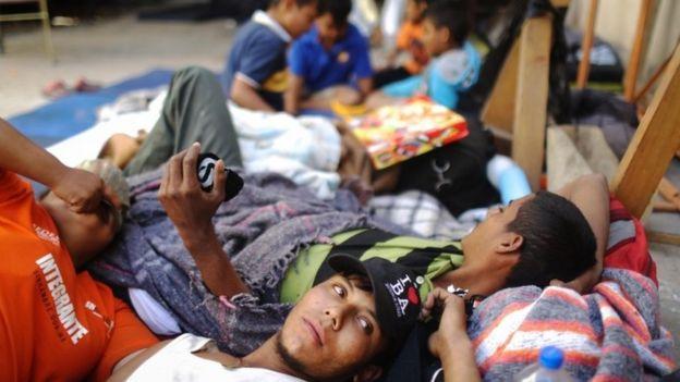 墨西卡利的移民