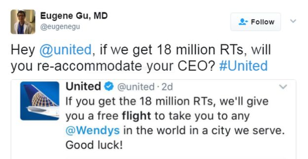 Not so friendly skies: United Airlines' public relations