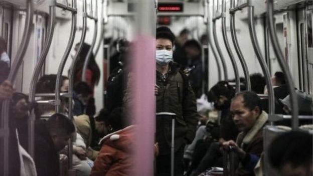 चीन कोरोनाभाइरस