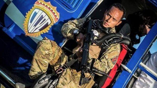 Piloto de helicóptero venezuelano Óscar Pérez foi morto em operação policial