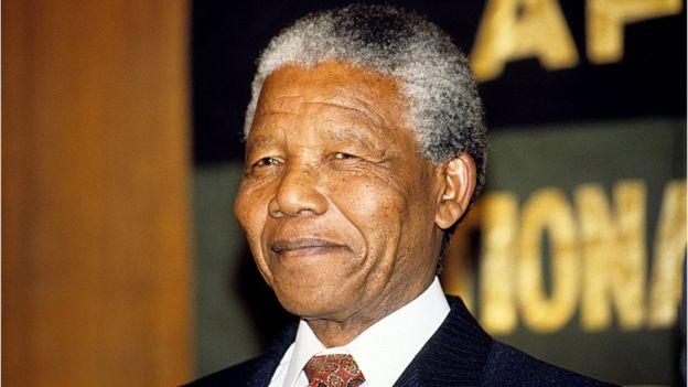 Нельсон Мандела, Анкаранын (Африка Улуттук Конгресси) лидери, 1991-жылдын апрели