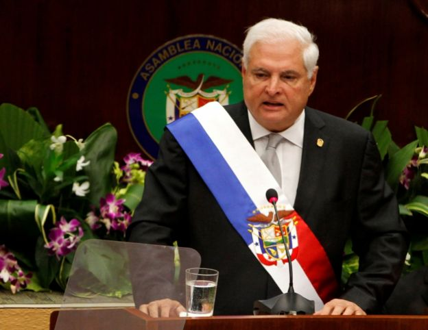 Martinelli fue presidente de Panamá de 2009 a 2014.