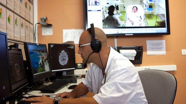 Телеконсультация невролога во Франции