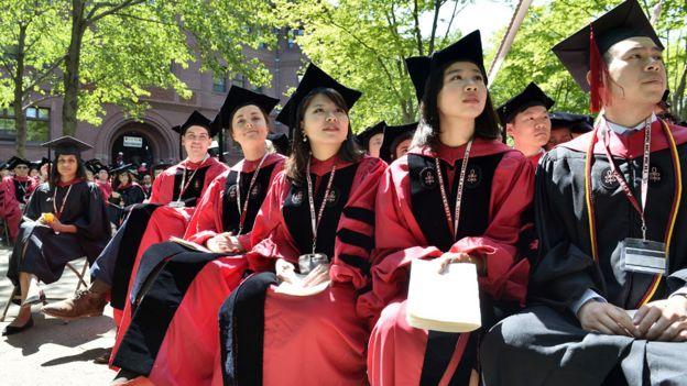 محبوبیت دانشگاههای ایالات متحده یکی از دلایل موقعیت برتر جهانی آن بوده است