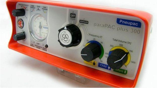 ParaPac 呼吸机