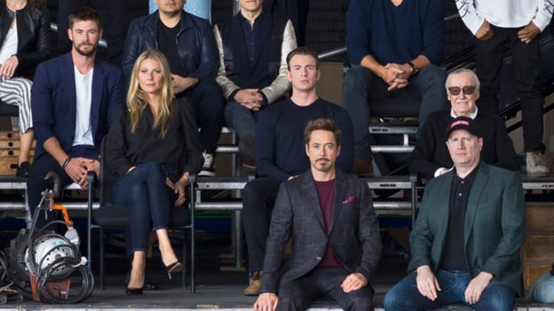 Marvel Studios celebrates its 10th birthday with an epic