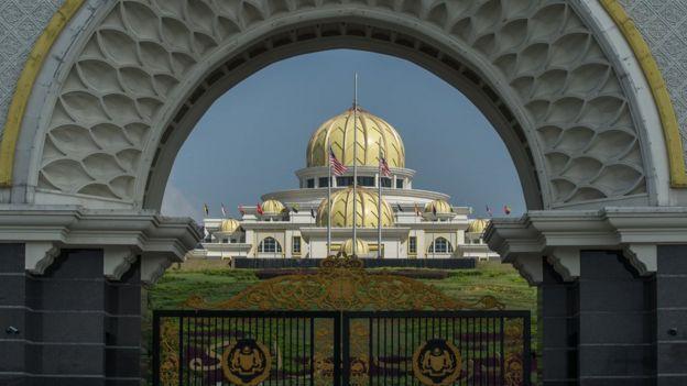 Palacio Nacional de Malasia
