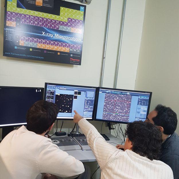 Cientistas do CNPEM fazem análise detalhada em raio-x