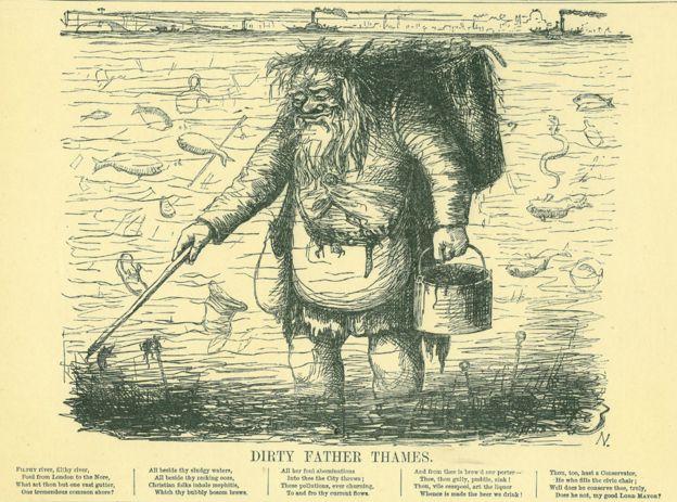 1849年的卡通
