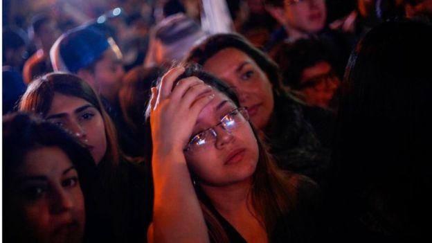 Los seguidores de Frente Amplio creen que el movimiento llegó para quedarse.