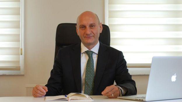 Varyans Araştırma şirketinin genel müdürü Recep Sazkaya
