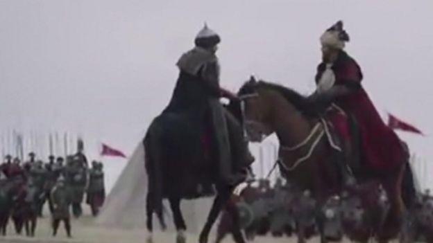 """ممالك النار: المسلسل الإماراتي """"انتصار"""