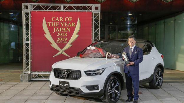 تاکنون تنها سه خودروی غیرژاپنی به عنوان ماشین سال ژاپن انتخاب شده است