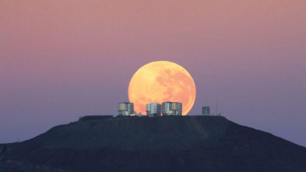 Observatorio Paranal, Chile