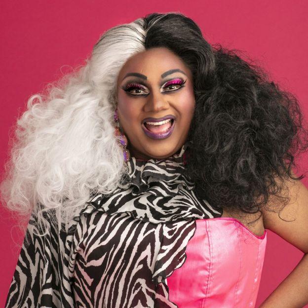 Vinegar Strokes RuPaul's Drag Race UK
