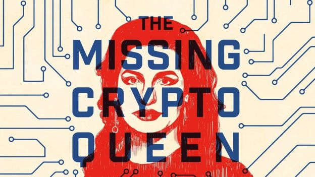 Missing Cryptoqueen graphic