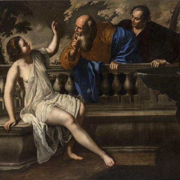 Artemisia Gentileschi La Pintora Que Fue Violada Y Que Se Vengo