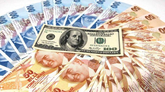TL ve Dolar