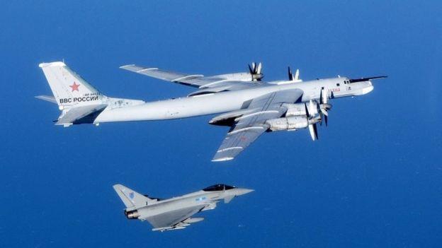 俄罗斯远程轰炸机