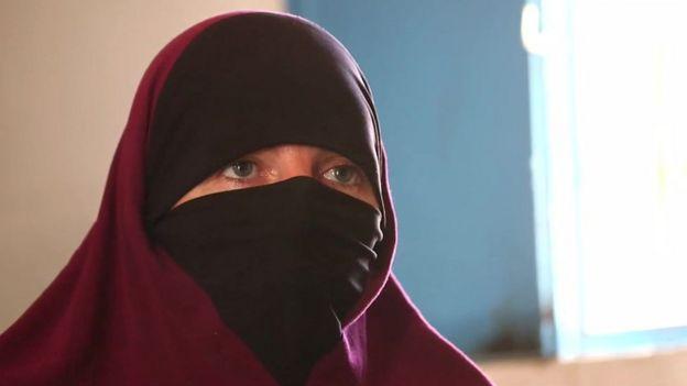 ليزا سميث في حوارها مع بي بي سي