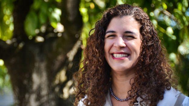 A promotora de Justiça Maísa Oliveira