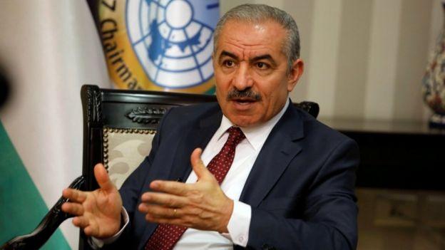 Perdana Menteri Palestina Mohammad Shtayyeh