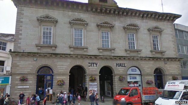 Truro City Hall