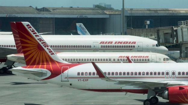 Самолеты Air India