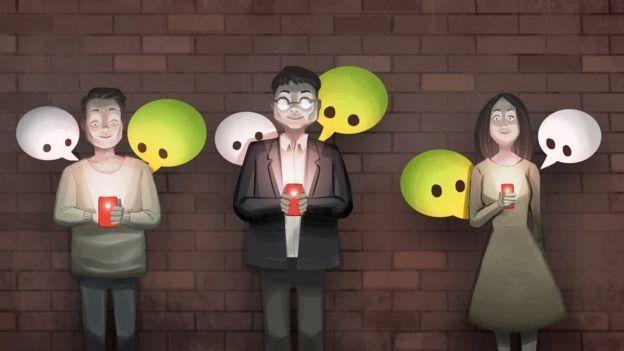 中国社交媒体