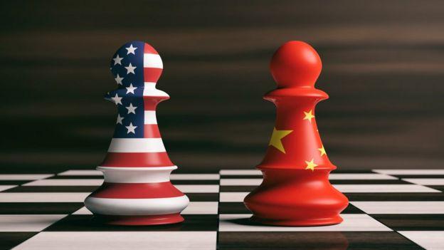 Ajedrez EE. UU. China