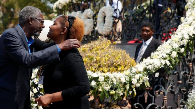 Mugabe burial in Zimbabwe 'sometime next week' - family spokesman